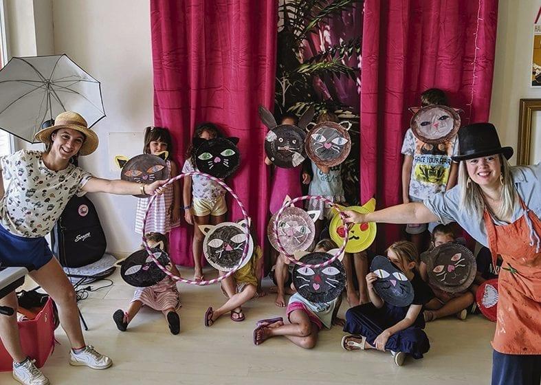 Art Club Sotogrande, tras el artista que llevamos dentro