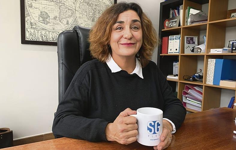 Patricia Larrain, directora y fundadora de Grupo Contasult