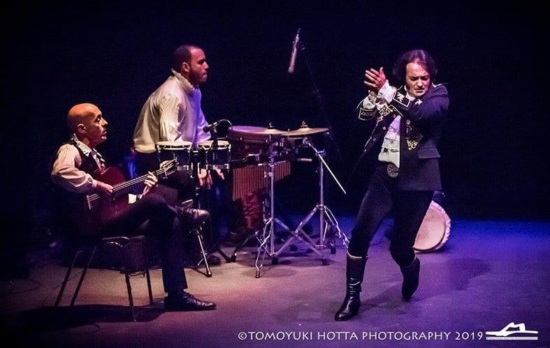 """David Morales: """"La creación está en el ensayo, la preparación y en bailar"""""""