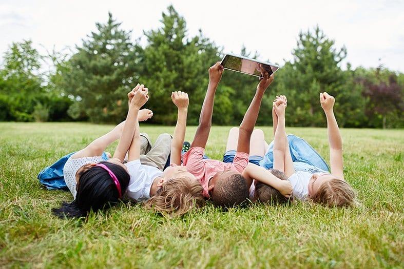 El uso de las tecnologías para acercar a los niños a la naturaleza