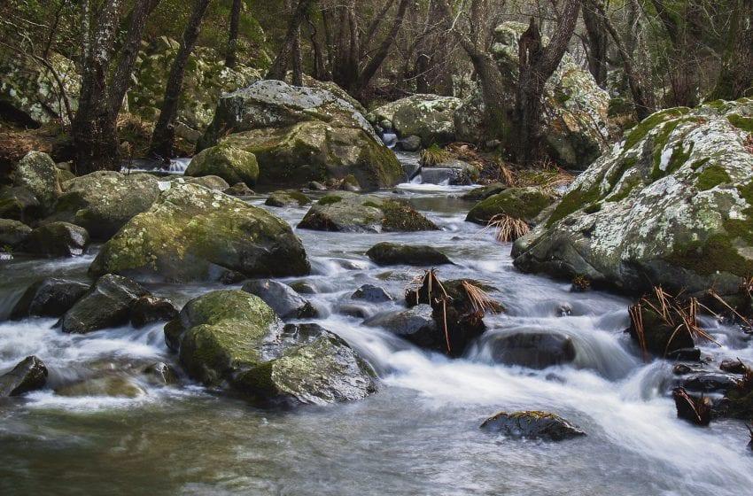 El arroyo de San Carlos del Tiradero
