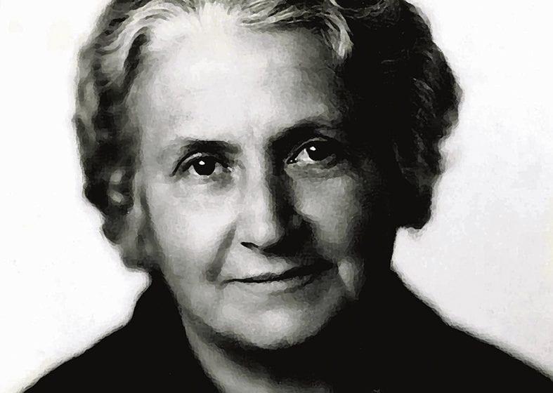María Montessori, toda una vida luchando por la igualdad