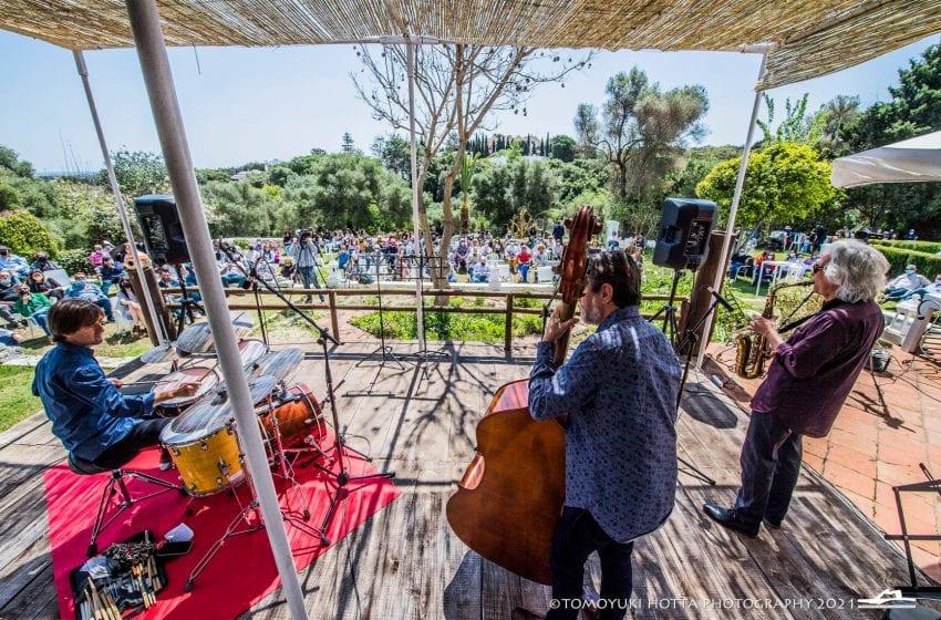 El jazz vuelve a los jardines de La Cabaña de Sotogrande