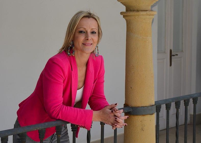 Ana Ruiz, concejal de Turismo