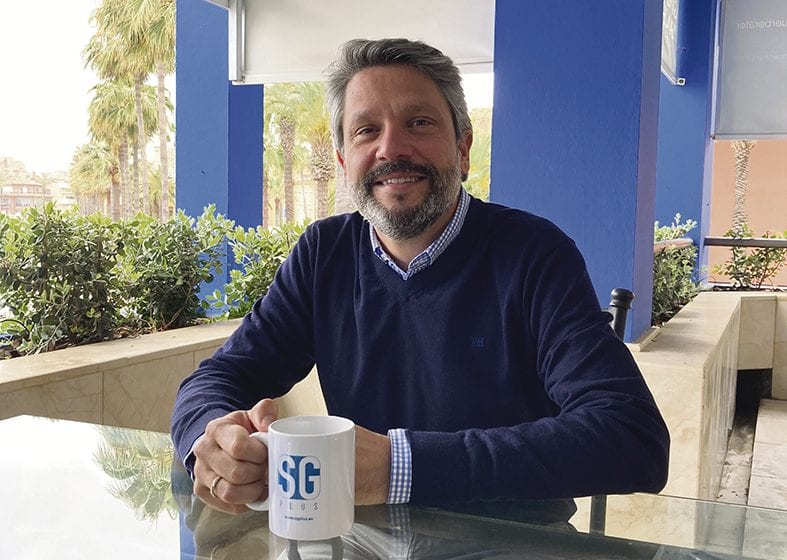 Antonio Sánchez Luna, abogado socio de González, Sánchez & Partners