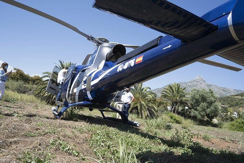 World Aviation Helicopters. Experiencias de altura