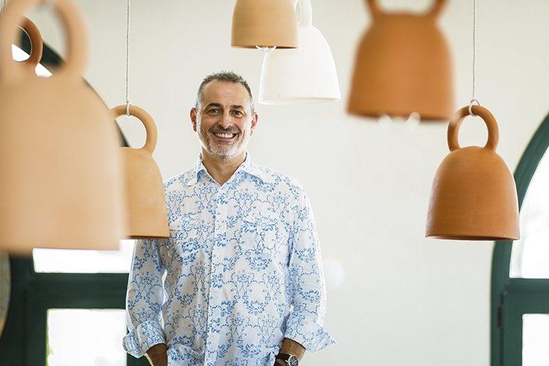 Saulo Bacchilega, director gastronómico de SO/ Sotogrande
