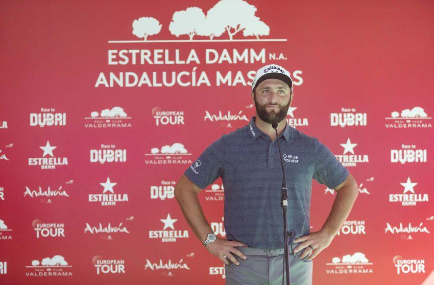 """""""Lo daré todo para que el PGA Tour y el European Tour hagan un torneo en Valderrama"""""""